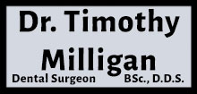 Family dentist Dr. Milligan in High Park